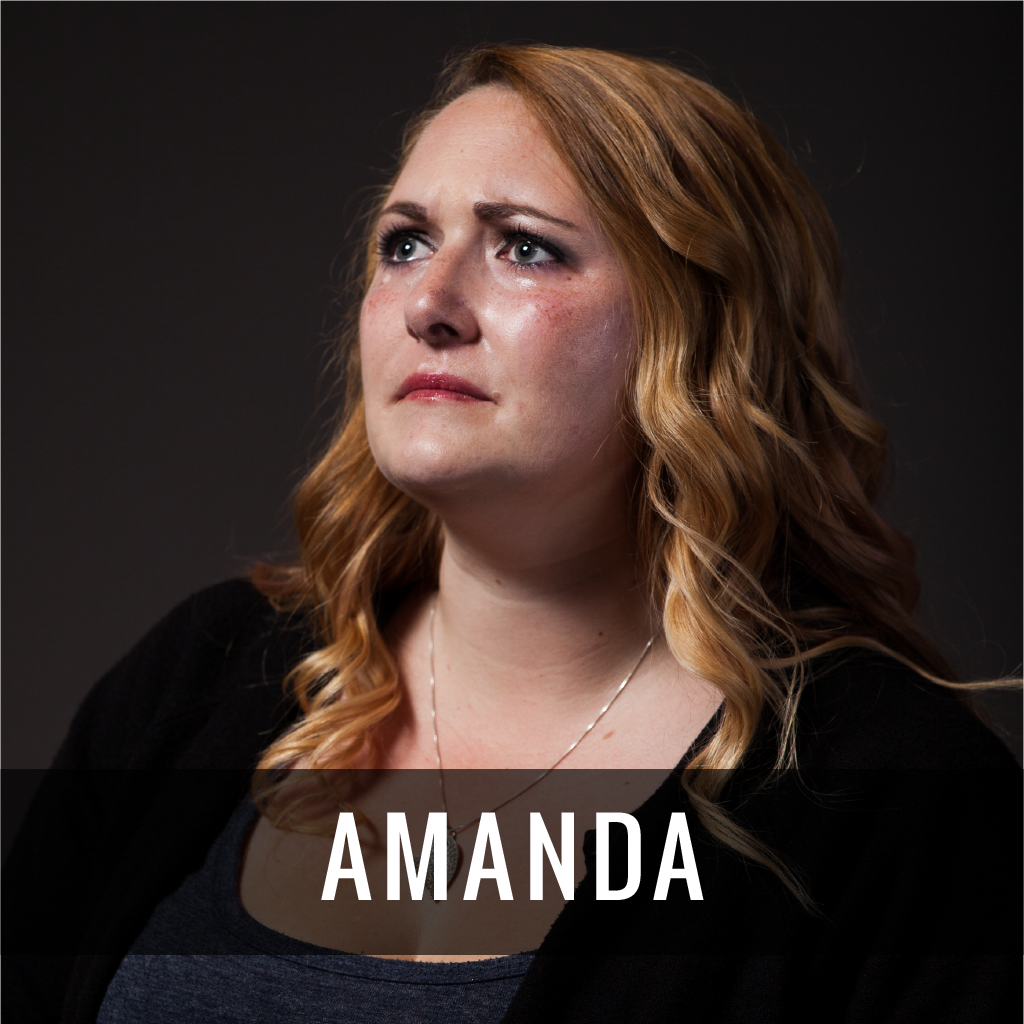 I AM A Survivor: Interview with Amanda