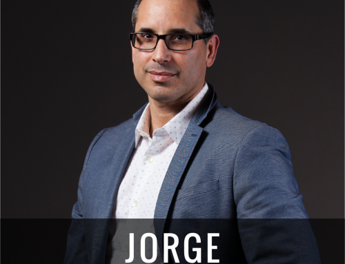 I AM Resilient: Interview with Jorge