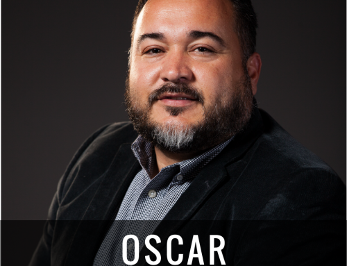 I AM Valuable: Interview with Oscar