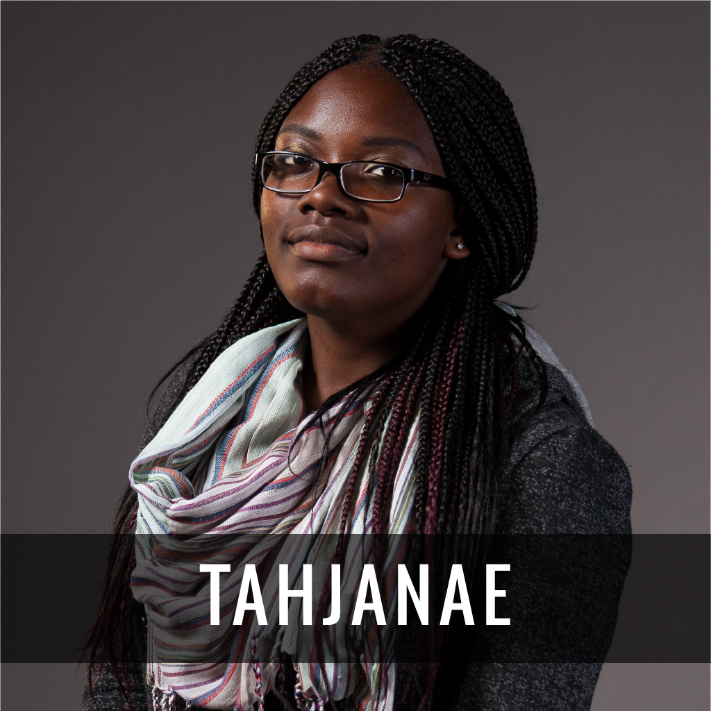 I AM Optimistic: Interview with Tahjanae